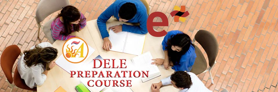DELE Exam Preparation Course in Malaga,DELE Examination Preparation Course,DELE Course - Spanish Certification DELE,Preparation Program for the DELE exam,Spanish as a Foreign Language Diploma